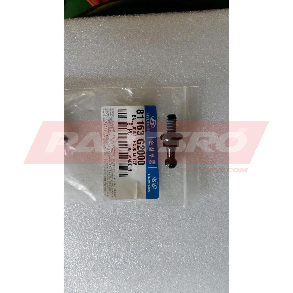 볼 조인트-후드(본네트) 리프트 (81163G2000) 아이오닉 전기차, 아이오닉 하이브리드 현대모비스부품몰