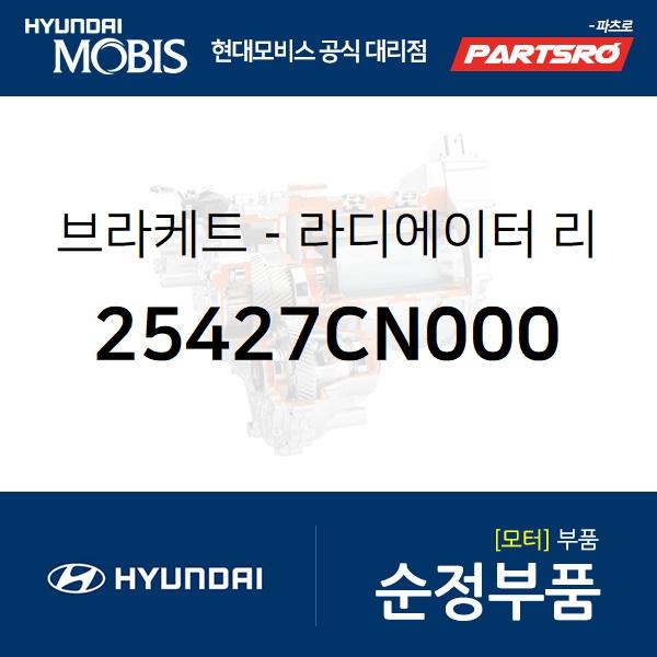 브라켓-라디에이터 리저버 마운팅 (25427CN000) 포터2 일렉트릭(전기차 EV) 현대모비스부품몰